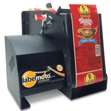 LD8100, electric label dispenser, automatic label machine